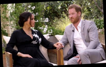 Royal Expert Dubs Meghan Markle and Prince Harry's Oprah Interview 'Ridiculous'