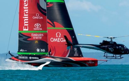 The America's Cup Is Now an Action Movie