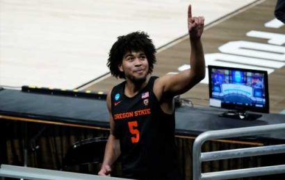 Picked last, Oregon State now Elite: Beavers beat Loyola in NCAAs – The Denver Post