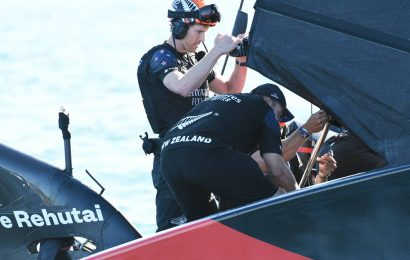 America's Cup 2021: Team New Zealand v Luna Rossa, day three – Schedule, start time, odds, live streaming and how to watch
