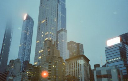 Am I in Manhattan? Or Another Sequel to 'Blade Runner'?