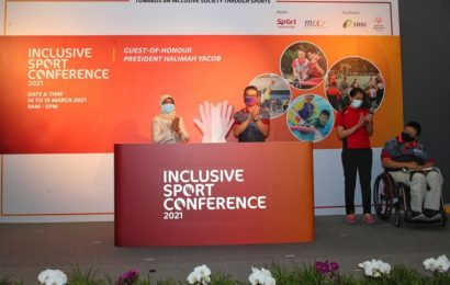 SportSG to roll out new scheme to get more persons with disabilities to play sports