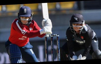 England Women clinch T20 series win over New Zealand as Freya Davies and Tammy Beaumont impress
