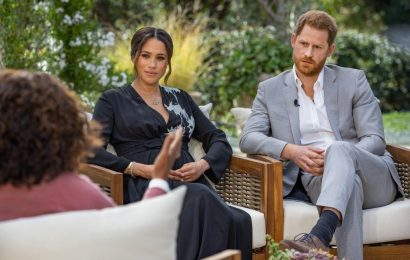 All of Megan Markle's Jewelry From Her Oprah Interview Sends a Message