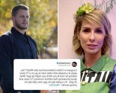 Bachelor Colton Underwood slammed by RHONY's Carole Radziwill for starring on the dating show while secretly being gay