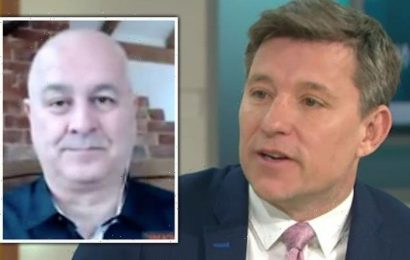 Ben Shephard issues apology as he cuts off Iain Dale 'We lost you!'