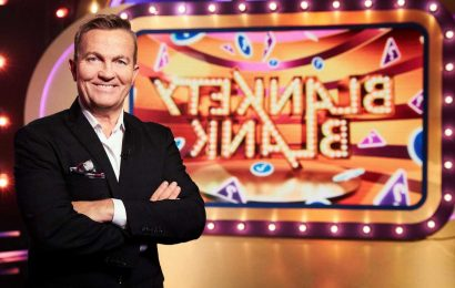 Blankety Blank returning to BBC One with Bradley Walsh and star-studded celebrity panel