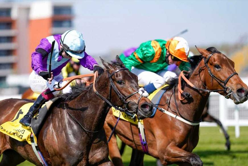Champion jockey Oisin Murphy reckons 'very tough' Alcohol Free can serve it up to them in 1000 Guineas