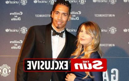 Footballer Chris Smalling's wife Sam had bracelet ripped from her wrist by armed raiders