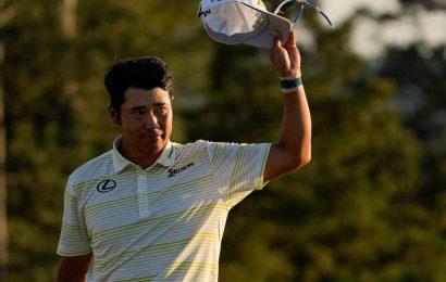 Golf: Japan's Hideki Matsuyama claims historic Masters win by one stroke