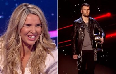 I Can See Your Voice viewers convinced Nadine Coyle swore at a contestant