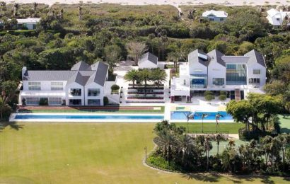 Inside Tiger Woods' amazing £41m mansion in Florida where golf star is recovering after a near-death car crash – The Sun