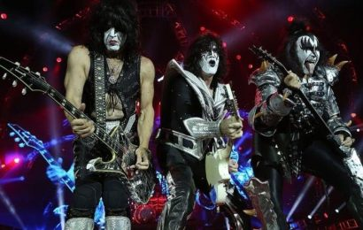 KISS movie biopic Shout It Out Loud set for Netflix: Gene Simmons, Paul Stanley producing