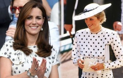 Kate Middleton gives 'hidden nod' to Princess Diana with style choice: 'Timeless elegance'