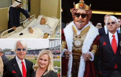 Kentucky Derby star Bob Baffert survived heart attack, has wife 14 years younger and wears red for luck like Tiger Woods