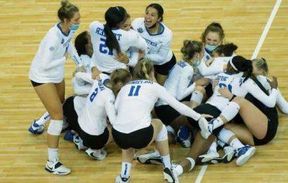 Kentucky advances to 1st women's volleyball final
