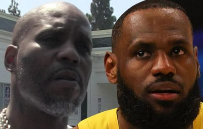 LeBron James, Adrian Peterson Pay Tribute to DMX, 'Hip Hop Icon Like No Other, RIP'