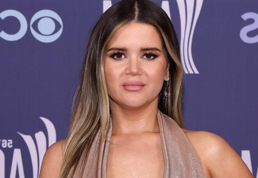 Maren Morris on resenting the 'unhealthy' idea of new moms having to 'bounce back': 'It shouldn't be the goal'