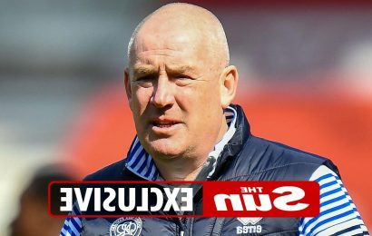Mark Warburton set for new QPR contract after brilliant revival with Rangers knocking on door of Championship play-offs