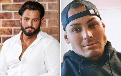 Married At First Sight Australia's Sam Ball looks unrecognisable as he chops his hair off and bulks up