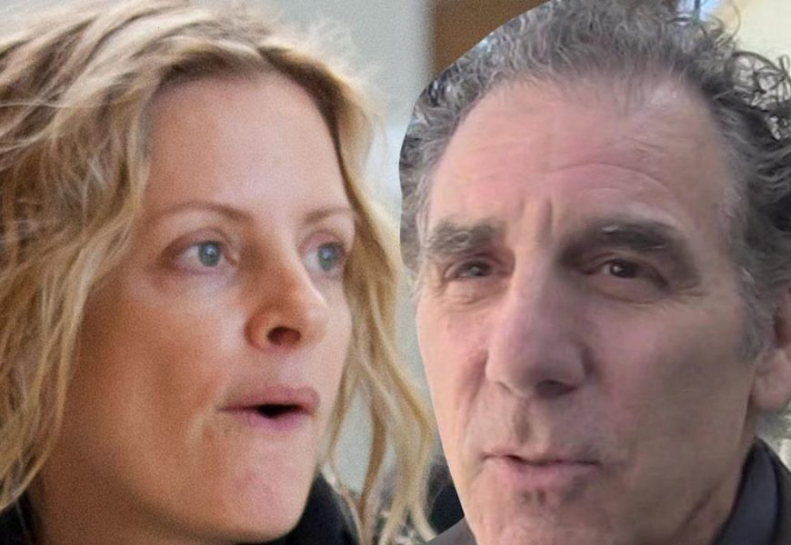 Michael Richards, Wife Sued for Allegedly Cutting Down Neighbor's Trees