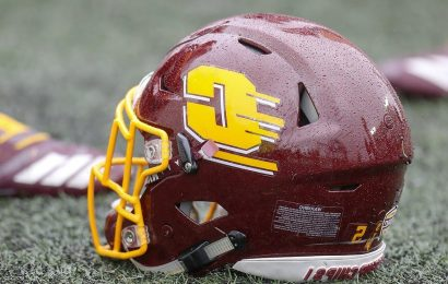 Michigan college football quarterback in critical condition after shooting