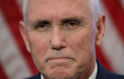 Mike Pence Hints At His Future Political Plans In First Speech Since Leaving Office