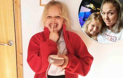 Mischievous girl, nine, uses mum's Amazon Alexa to discover her birthday presents