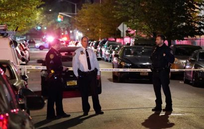 NYC sees bloodiest week this year with 46 separate shooting incidents