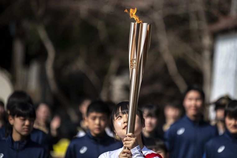 Olympics: Tokyo Games organisers report first torch relay virus case