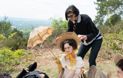 """Oscar-Nominated Costume Designer Alexandra Byrne On 'Emma': It's About """"Individuality And Spontaneity And The Character"""""""