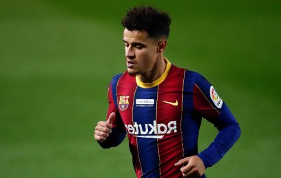Philippe Coutinho next club: Everton ODDS-ON to complete £35m Barcelona transfer ahead of Arsenal, Leeds & Liverpool