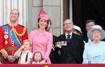 Prince William praises Prince Philip for kindness he showed Kate Middleton when joining Royal family