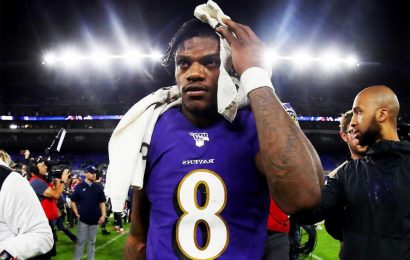 Ravens could dump Lamar Jackson in radical  move: NFL expert