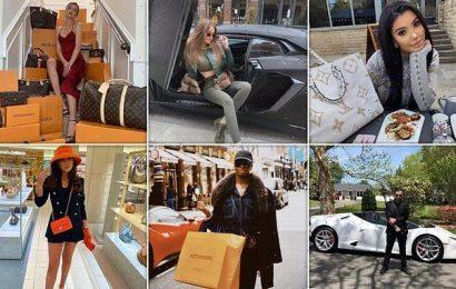 Rich Kids of Instagram celebrate the easing of lockdown
