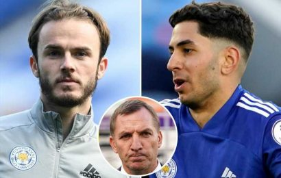 Rodgers feels 'let down' by four Leicester Covidiots after breaching lockdown measures to party ahead of West Ham defeat