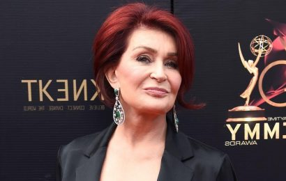 Sharon Osbourne reveals she punched Piers Morgan in the face at restaurant with Ozzy forcing her to apologise