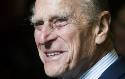 The Moment At Prince Philip's Funeral That Broke The Internet