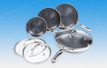 The Much-Loved HexClad Pan Is on Sale