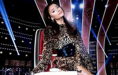 'The Voice' Coaches React to Ariana Grande Joining Season 21