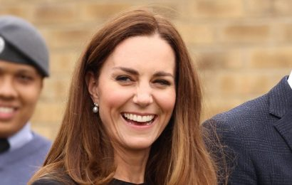 These Comfy Suede Pumps Look Just Like Duchess Kate's — On Sale!