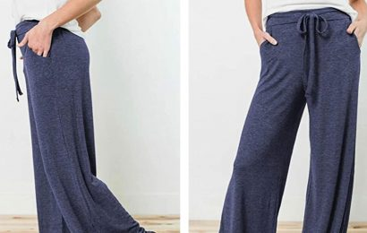 These Simple Lounge Pants Are Even Softer Than They Look