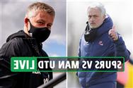 Tottenham vs Man Utd LIVE: Stream, TV channel, team news as Premier League titans clash in London – latest updates