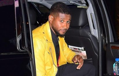 Usher: Vegas Club Denies Singer Used Fake Money With His Face To Tip Strippers