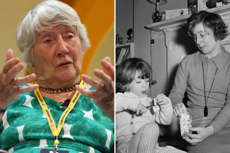 Who is Shirley Williams' daughter Rebecca Williams?