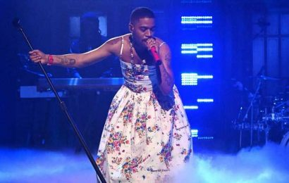 Why Kid Cudi Rocked a Dress on 'Saturday Night Live'