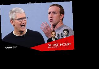 Tech Talk With Sean Burch and Alex Kantrowitz: Behind Apple's Push to 'Kneecap' Facebook
