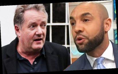 Alex Beresford talks why he got involved in Meghan Markle debate on GMB 'Felt so personal'