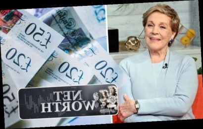 Julie Andrews net worth: The Sound of Music star's eye-watering fortune