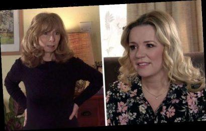 Coronation Street spoilers: Gail Platt makes big decision over Natasha's future